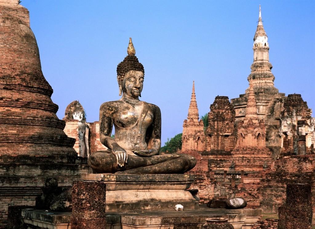 Resultado de imagen de templo budista tailandia