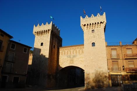 Puerta baja de Daroca - Aritza Alcibar Fradua